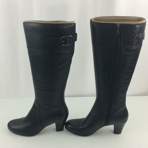 Leather Casual Boots Mascarpone Ela